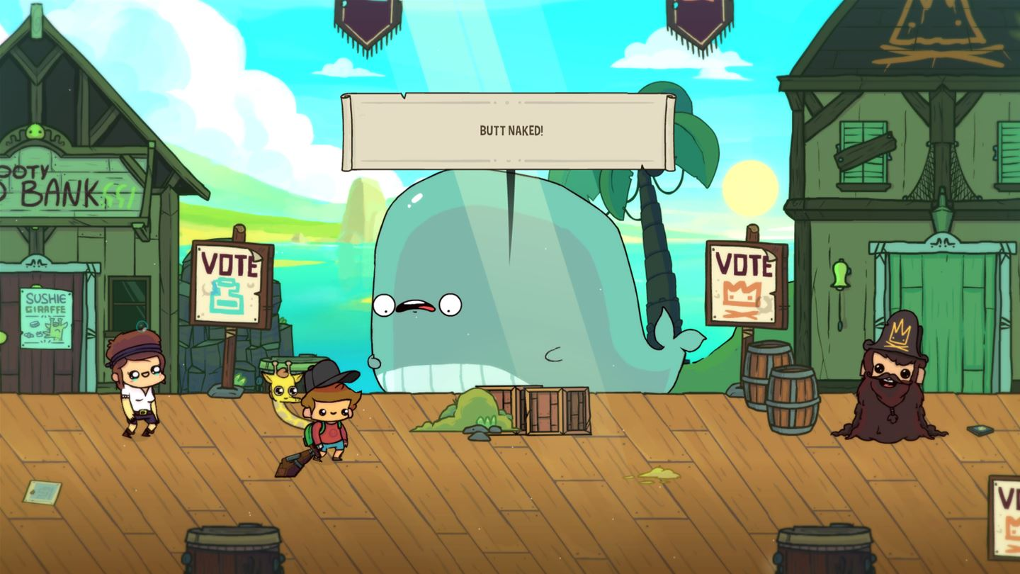 The Adventure Pals Review: Adventure Time! – XBLAFans