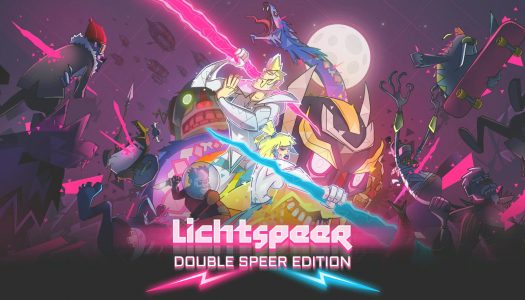 Lichtspeer Double Speer Edition Review: That's the Spearit!