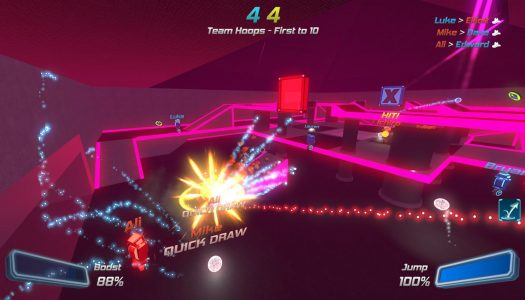 Disco Dodgeball Remix Review – Don't Dodge this!