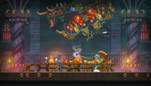 Nidhogg 2 review – extremely mortal combat