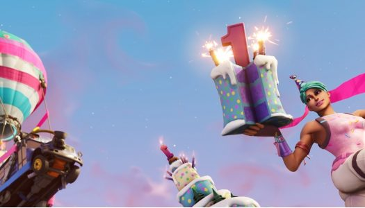 Birthday Cake Locations for Fortnite's 1st Birthday Challenge