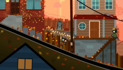 Night in the Woods Review: Cat, Interrupted