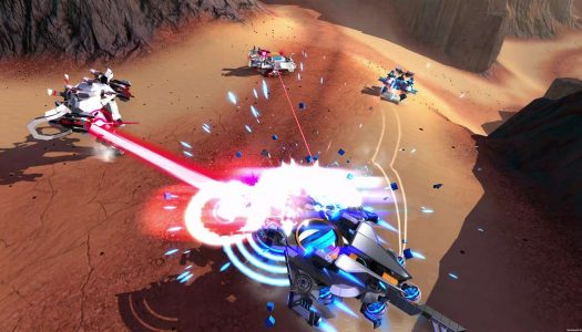 Robocraft Infinity review: One block at a time