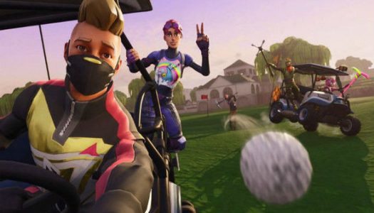 Fortnite: Battle Royale v5.10 Content Update