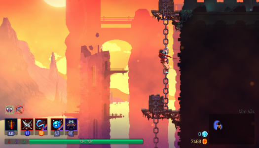 Dead Cells review: Good genes