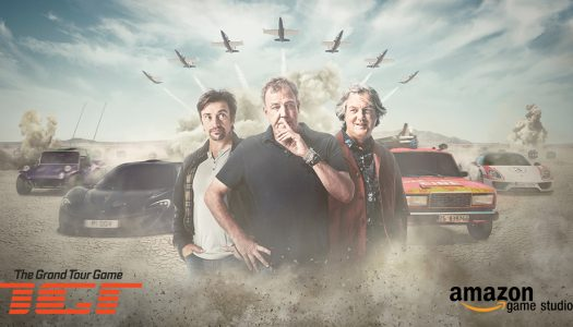 Amazon's The Grand Tour Gets Episodic Video Game Adaptation