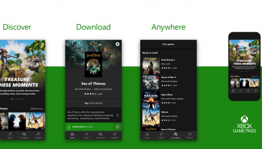 $2 Game Pass, Now with New Mobile App and (Soon) Halo: Master Chief Collection