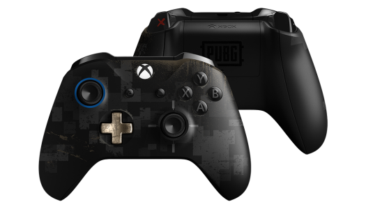 Limited Edition PUBG Controller Announced at Gamescom, Plus Expanded Design Lab Options