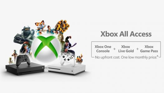 Xbox All Access: Console and Subscriptions on a Monthly Payment Plan