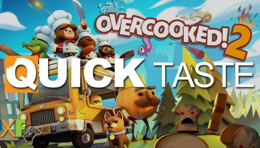 Overcooked 2 Xbox One Quick Taste