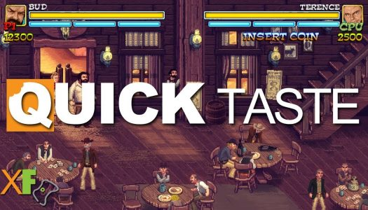 Bud Spencer and Terence Hill: Slaps and Beans Xbox One Quick Taste