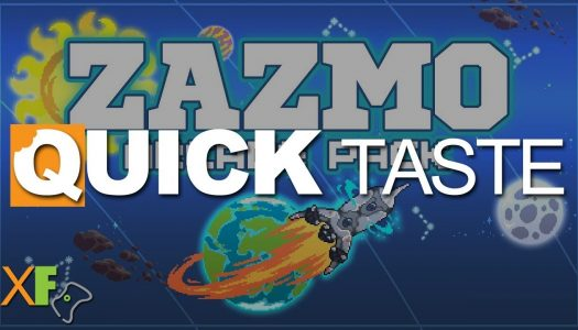 Zazmo Arcade Pack Xbox One Quick Taste