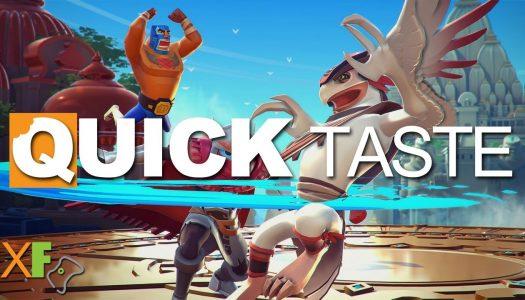 Brawlout Xbox One Quick Taste