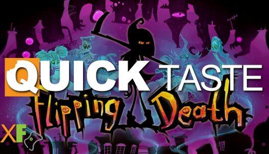 Flipping Death Xbox One Quick Taste
