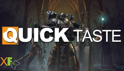 Warhammer 40k Inquisitor Martyr Xbox One Quick Taste