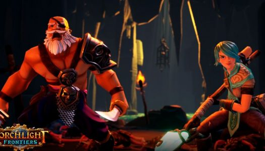 Torchlight Frontiers announced for Xbox One