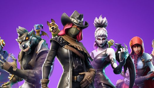 Fortnite v6.01 Patch Notes Highlights