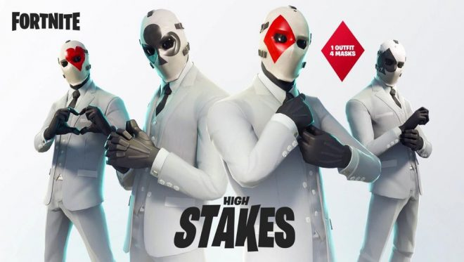 High Stakes Event coming to Fortnite Battle Royale – XBLAFans
