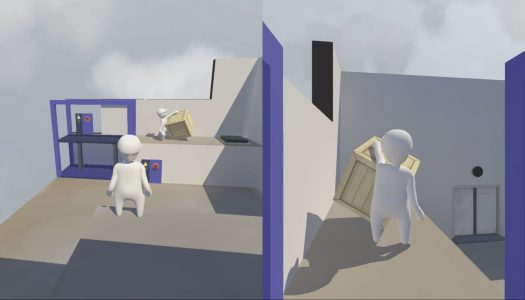 Human: Fall Flat Multiplayer update released, live now on Xbox One