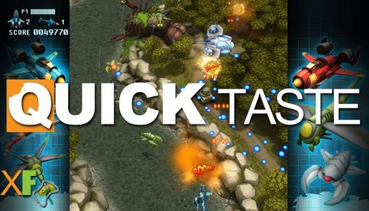 Fullblast Xbox One Quick Taste