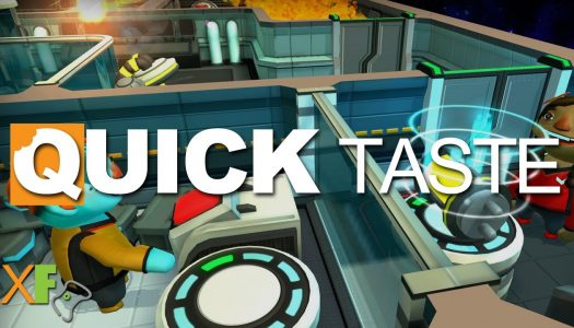 Catastronauts Xbox One Quick Taste