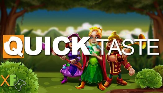 Gnomes Garden Xbox One Quick Taste