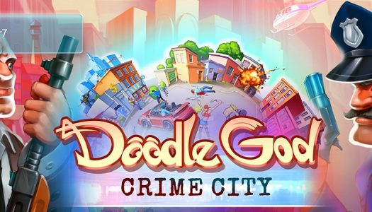 Doodle God Crime City Review: A good combination