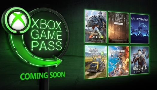 First Game Pass Additions of 2019 Revealed