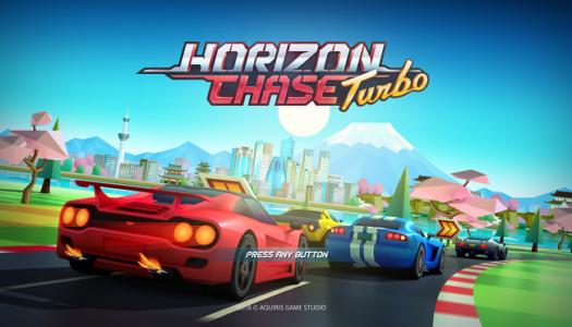 Horizon Chase Turbo Review: Out Running Around