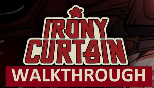 Irony Curtain Walkthrough