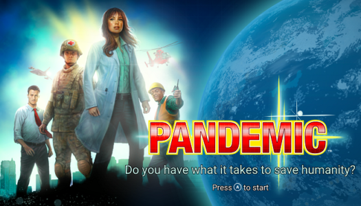 Pandemic: The Board Game Review: Take Two Aspirin