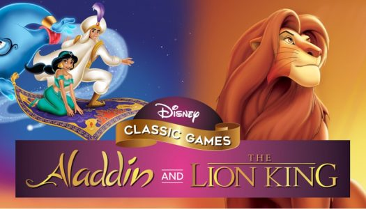 Disney Classic Games Aladdin and The Lion King Review: Needs No Introduction