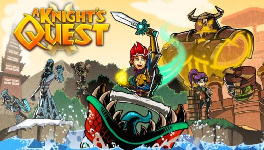 A Knight's Quest Review: Lost but Not in Paradise