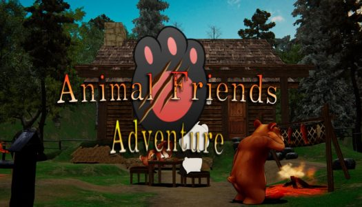 Animal Friends Adventure Review: Not Very Grrreat