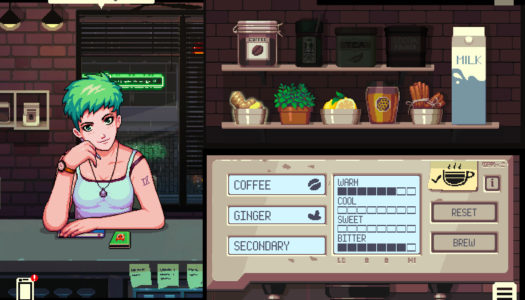 Coffee Talk Review: A Cup of Coffee with a Slice of Life