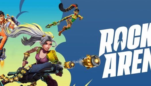 Rocket Arena Review: Mega Blast with Strings Attached