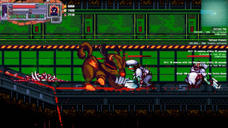 Bite the Bullet Review: Glutton for Punishment