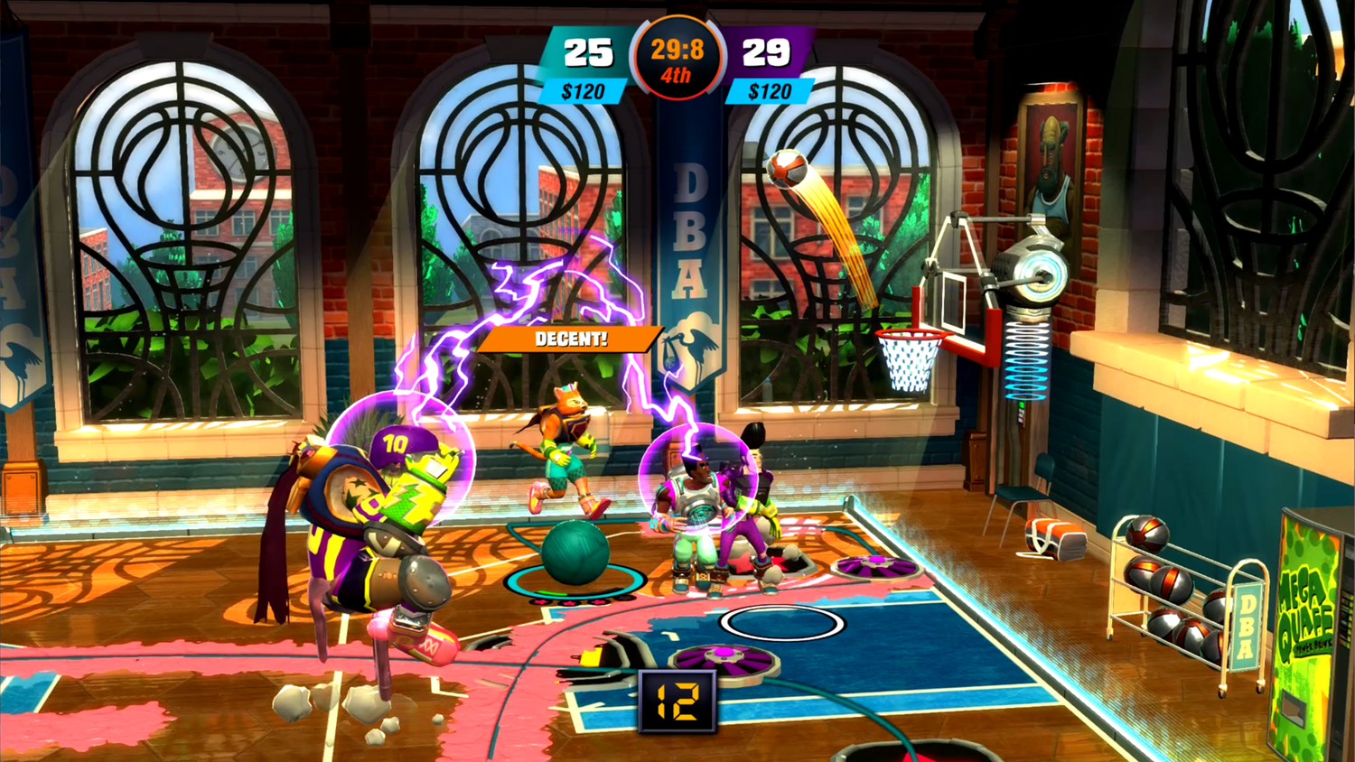 Dunk Lords Review: A Slamming Good Time