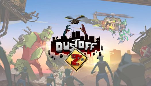 Dustoff Z Review: Get to the Chopper