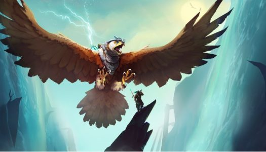 The Falconeer Review: Clear Skies, Cloudy Combat