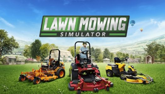 Lawn Mowing Simulator Review: Makes the Cut